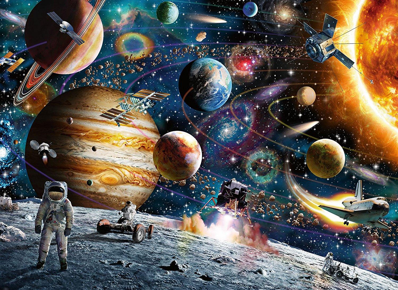 Фото с космической тематикой уникальный