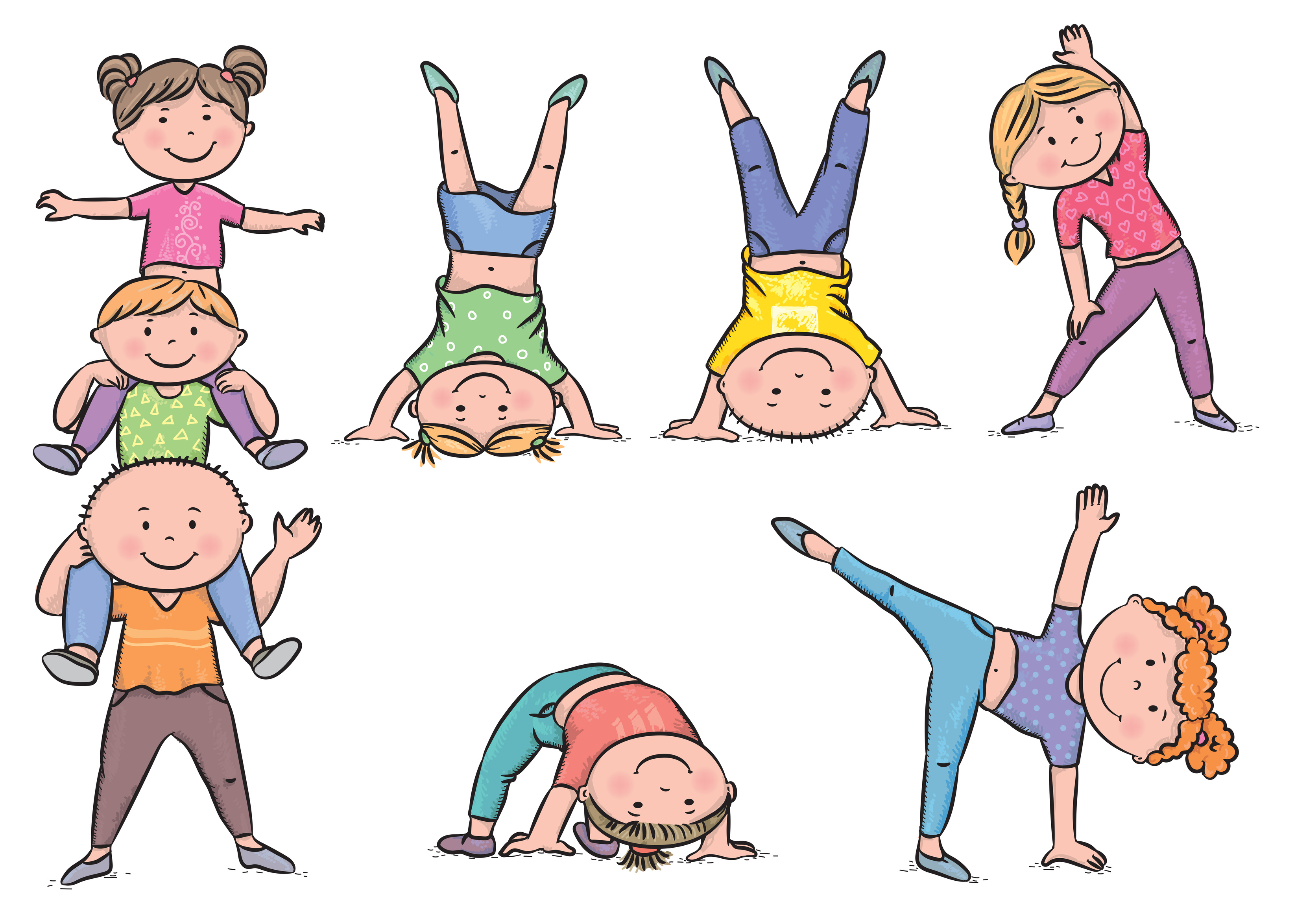 холодных упражнения в картинках для малышей как уверены его
