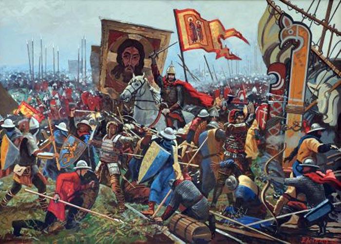 День Невской битвы